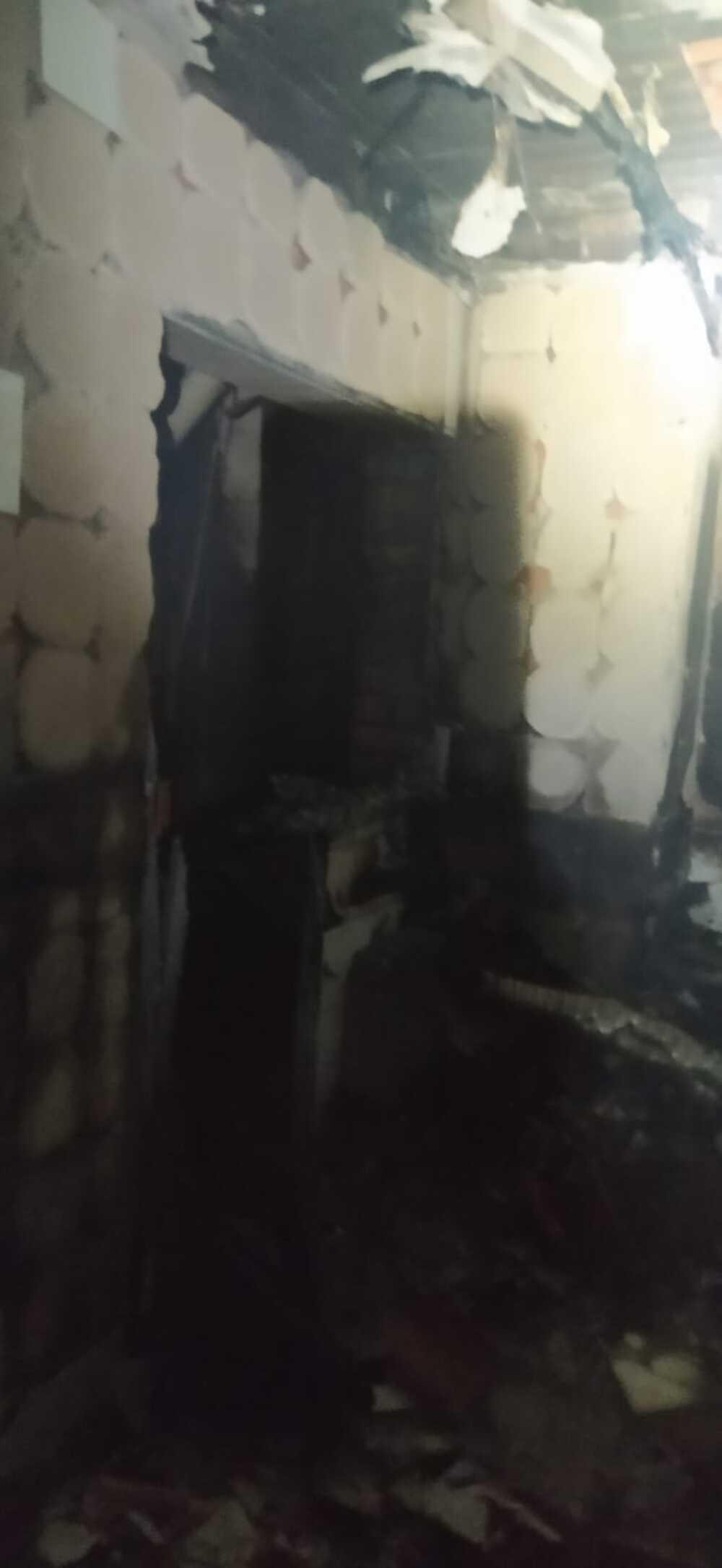 Un incendio devasta una casa en Miguelturra