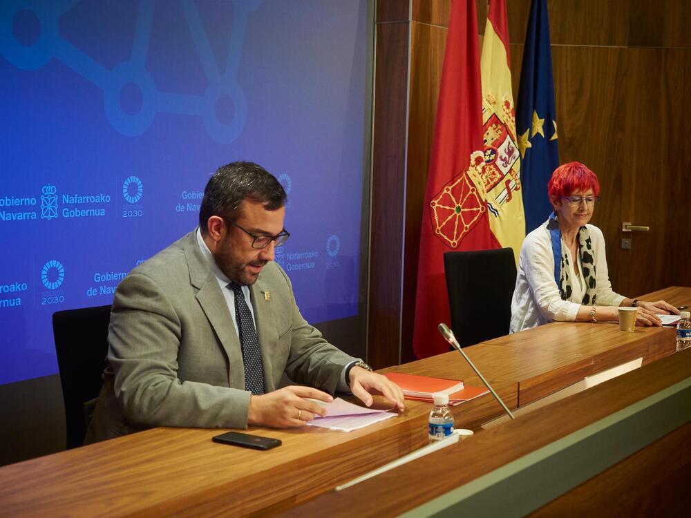 Navarra estudia opciones para replantear el toque de queda