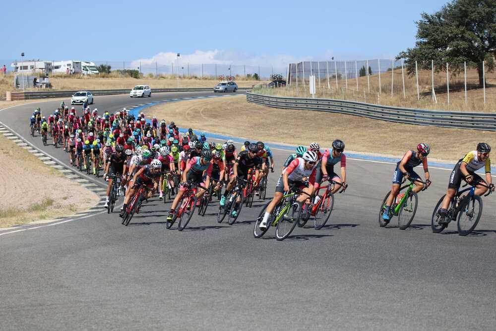 El circuito del Jarama acogió la última prueba de la Copa de España Júnior.