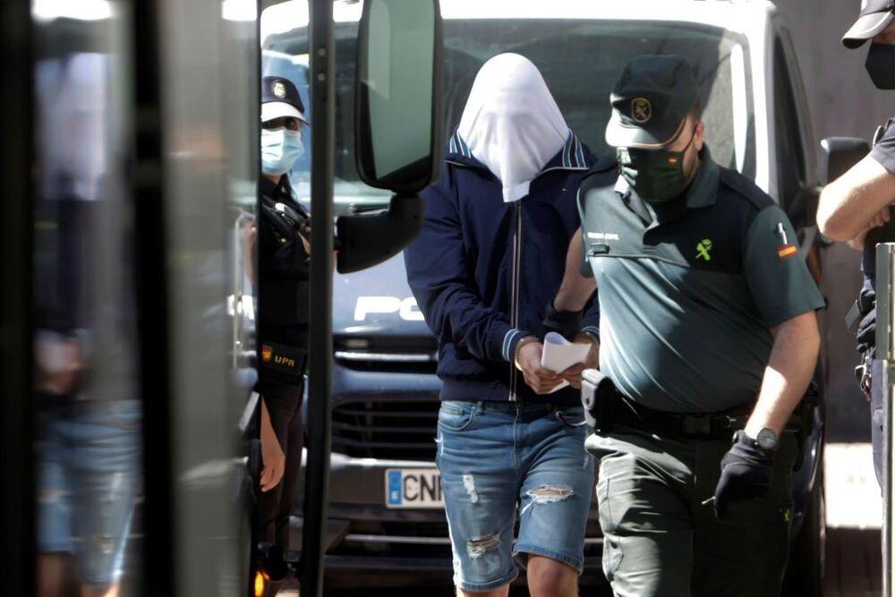 Los 3 detenidos por el homicidio de Samuel seguirán en prisión