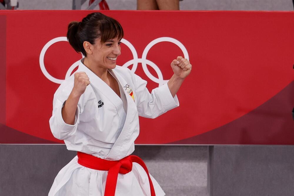 Un oro eterno: Sandra Sánchez se proclama campeona olímpica