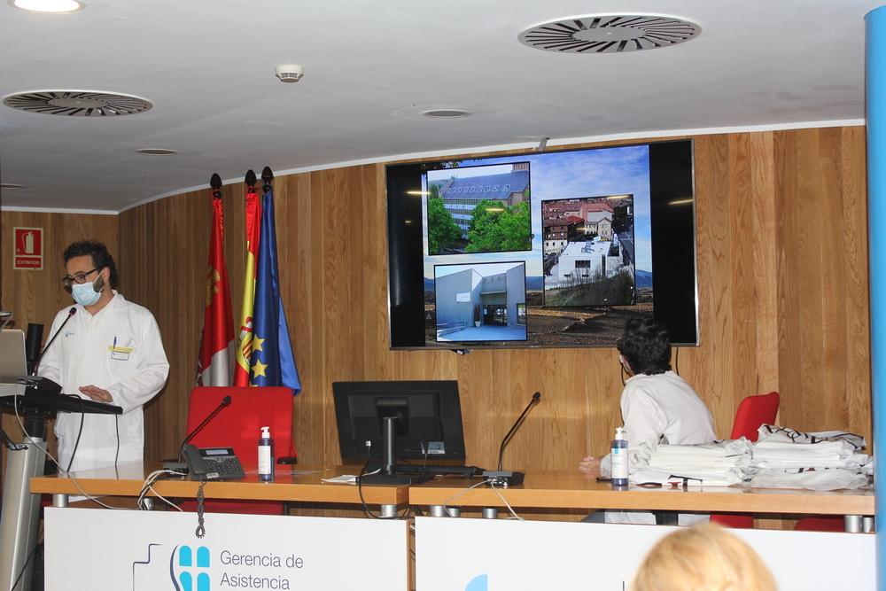 Segovia incorpora 28 residentes de Medicina y Enfermería