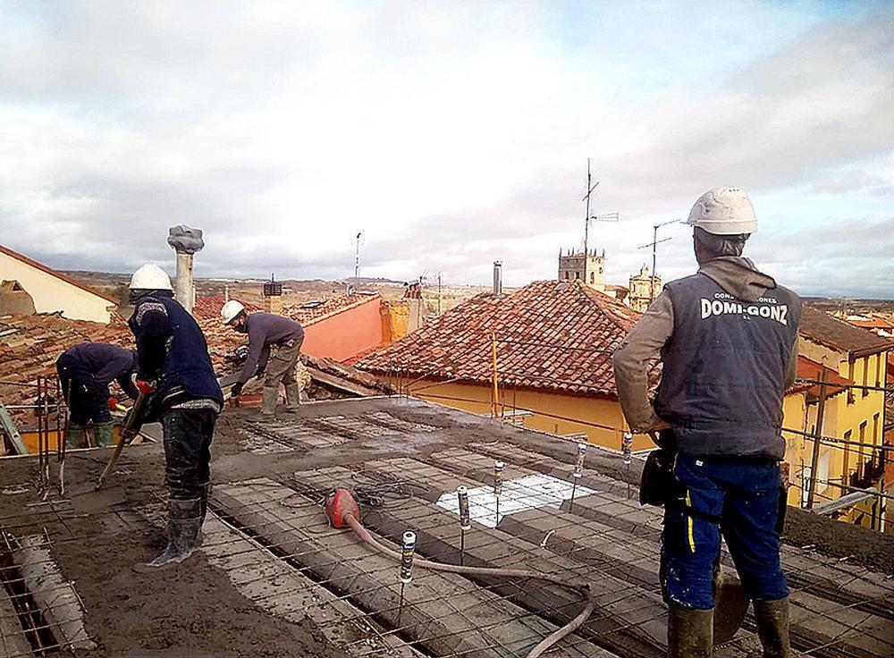 Fernando de Domingo, la modernización de una constructora familiar.