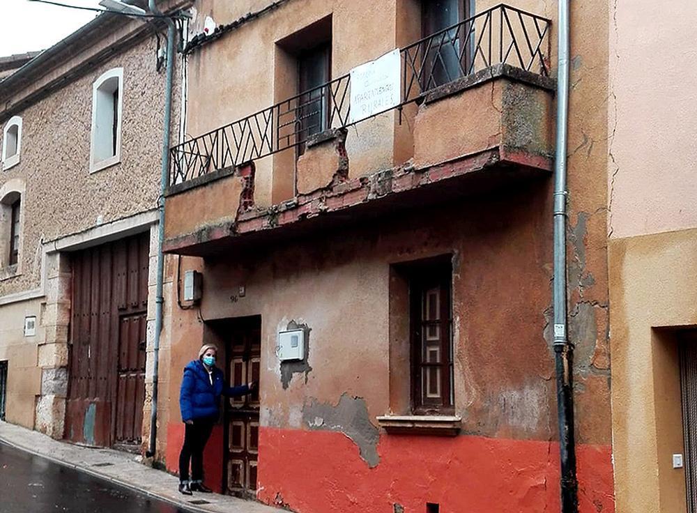 María del Carmen del Pico pondrá en marcha dos apartamentos turísticos.