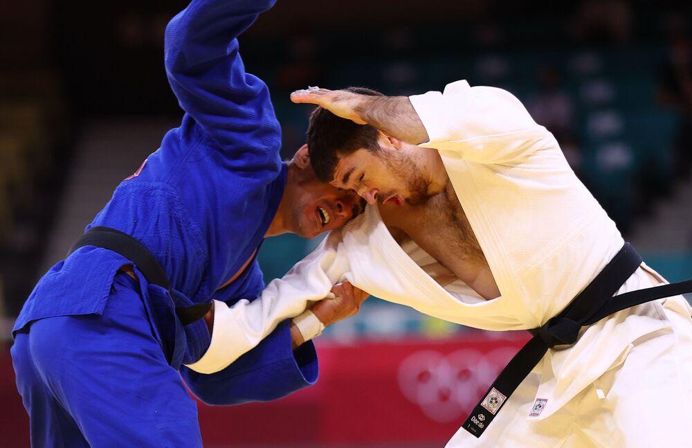 Alberto Gaitero, en los Juegos Olímpicos