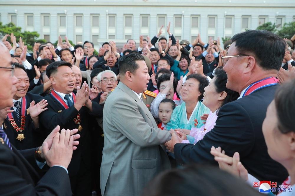 Corea del Norte celebra su aniversario sin alardes militares