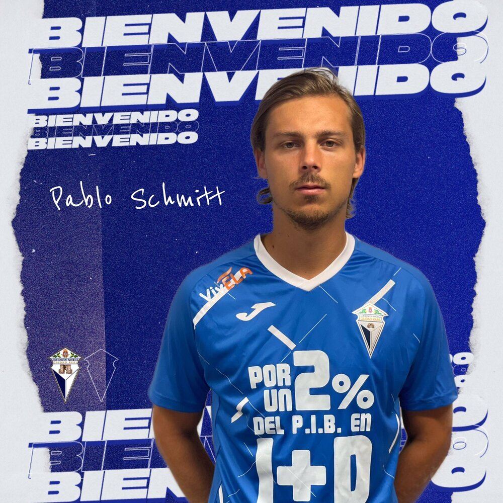 Pablo Schmitt.