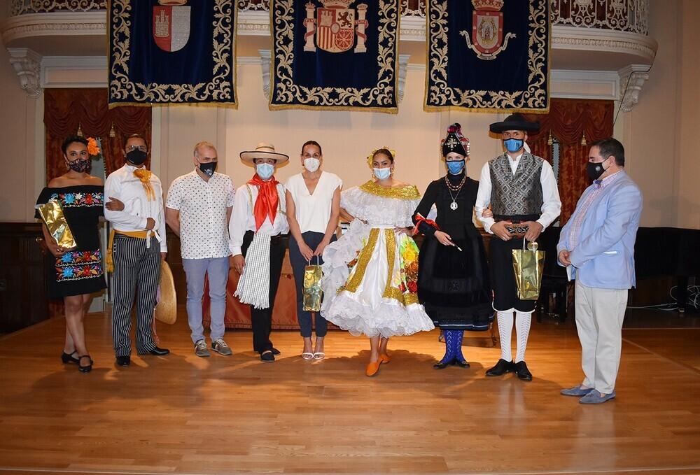 Ciudad Real da la bienvenida al Festival de Folclore