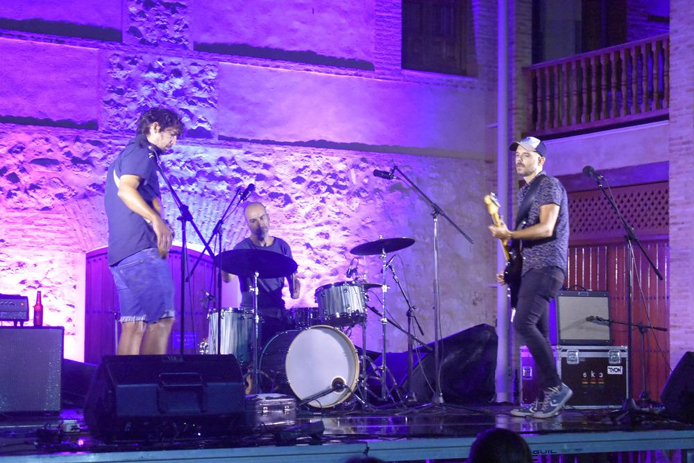 Edu Errea Band abre el minifestival CR3