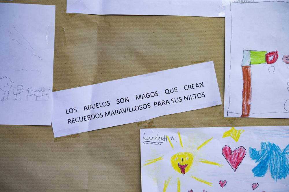 Actividades organizadas por el Ayuntamiento el Día de los Abuelos.