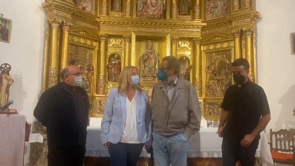 88.000 euros para restaurar varios retablos de la provincia