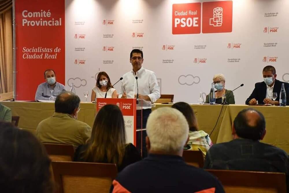El PSOE apuesta por la recuperación junto a la ciudadanía