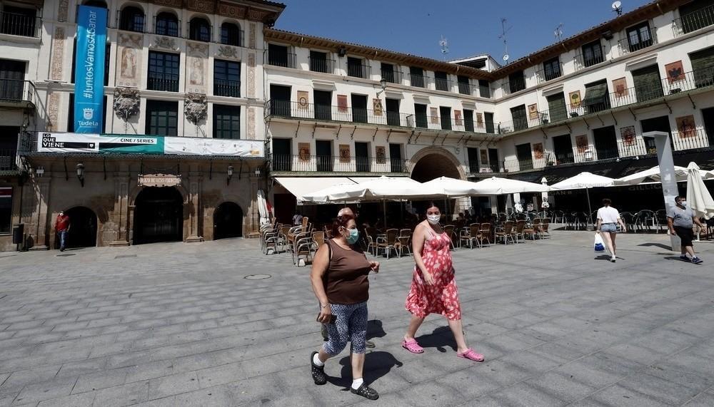 Tudela, el área de Navarra con mayor rango de pobreza severa