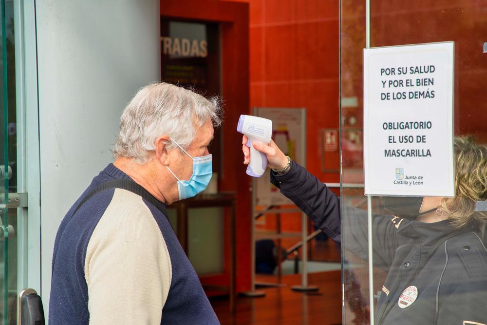Valladolid reanuda la vacunación con AstraZeneca.