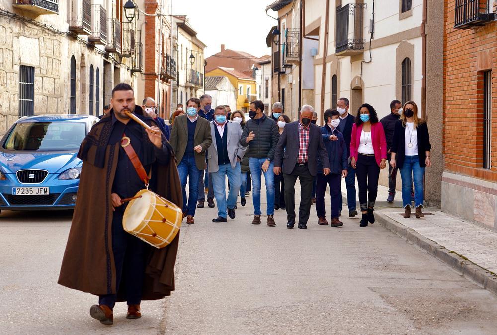 Celebración del Día de Castilla y León.