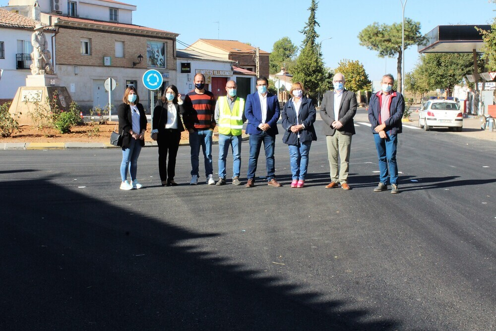El Gobierno regional invierte 371.000 euros en Villahermosa
