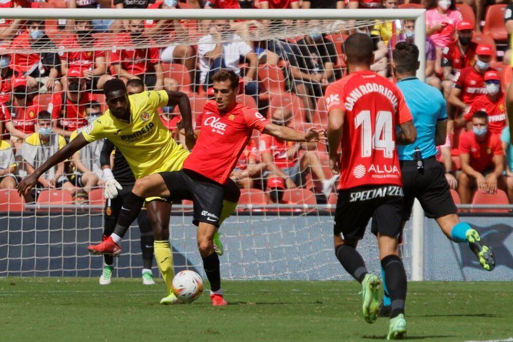 El Mallorca frena al Villarreal