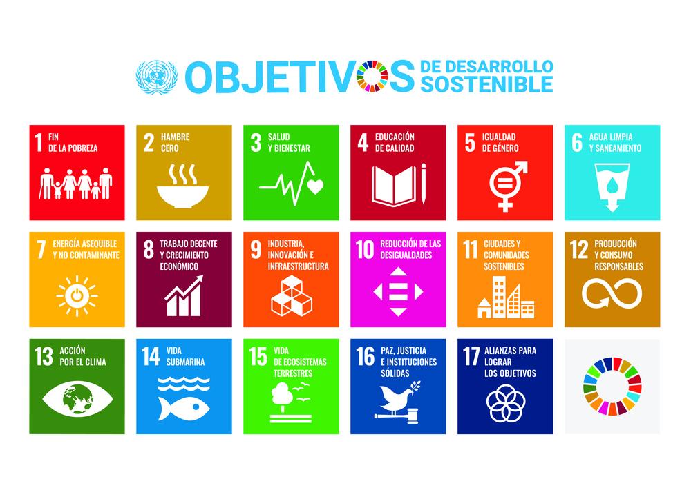 Recurso ODS Agenda 2030