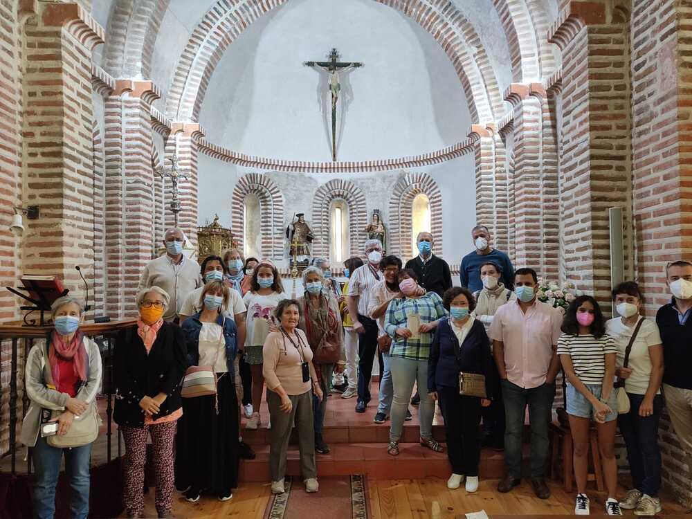 De ruta turística por Nieva, Santa María y Migueláñez