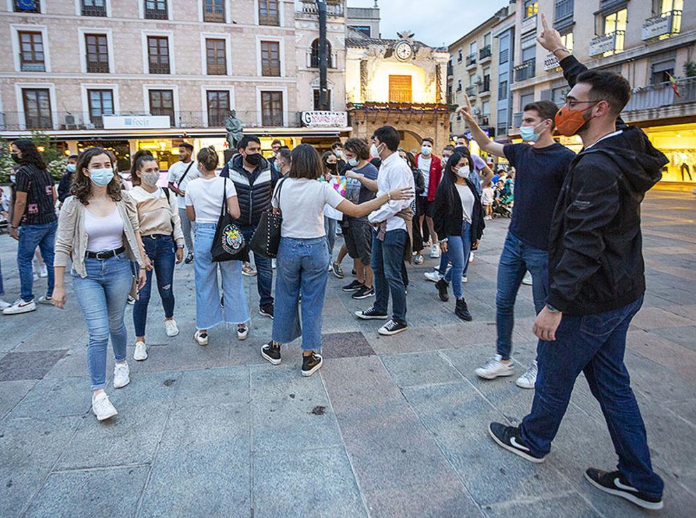 Los 'erasmus' ya están en Ciudad Real