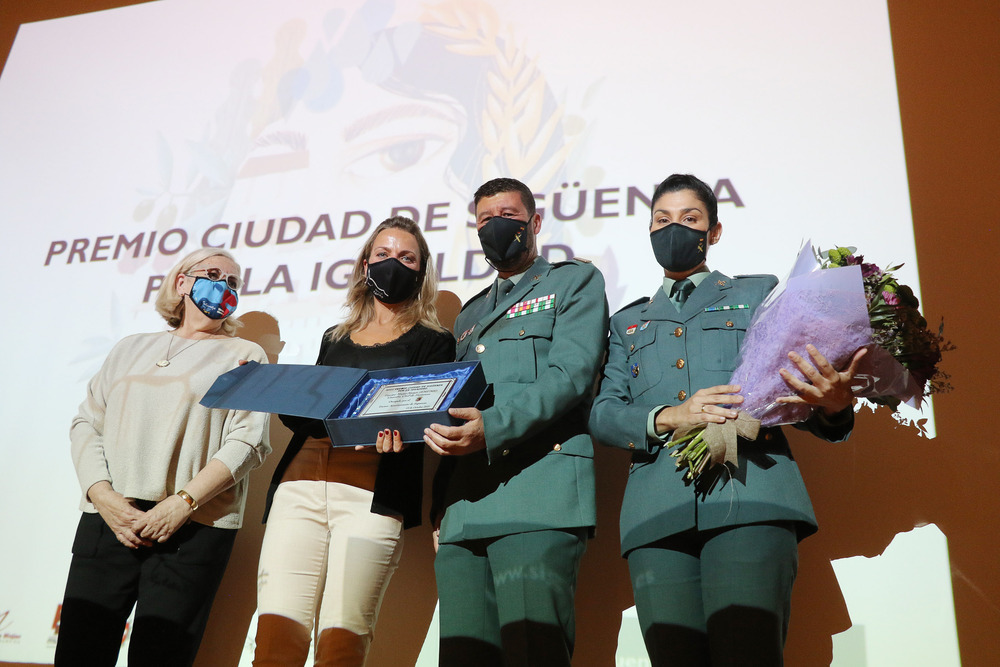 Premios Ciudad de Sigüenza por la Igualdad 2020 y 2021