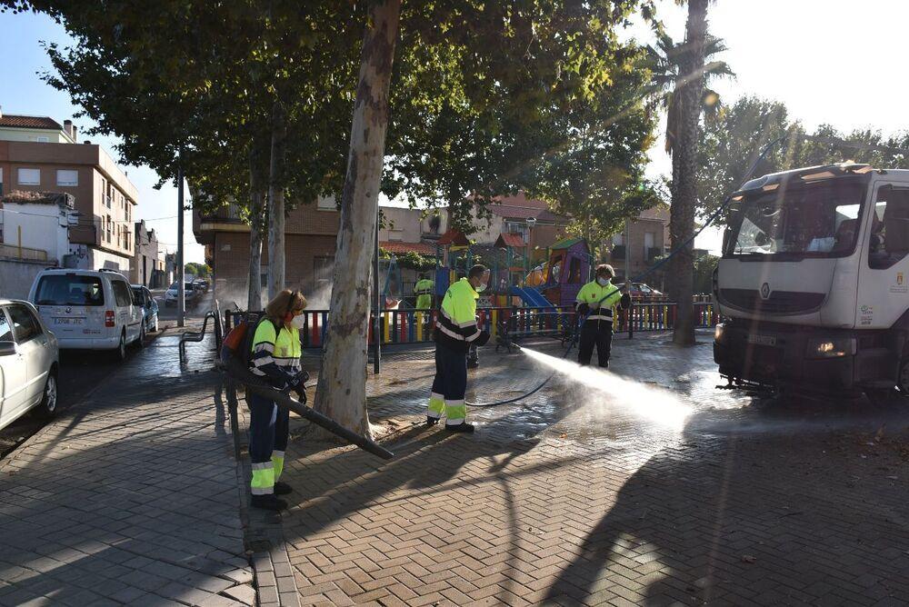 La 5ª campaña de limpieza intensiva arranca en Patrocinio