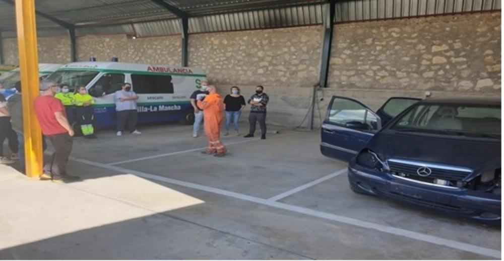 Ambulancias Cuenca reitera su compromiso con la formación