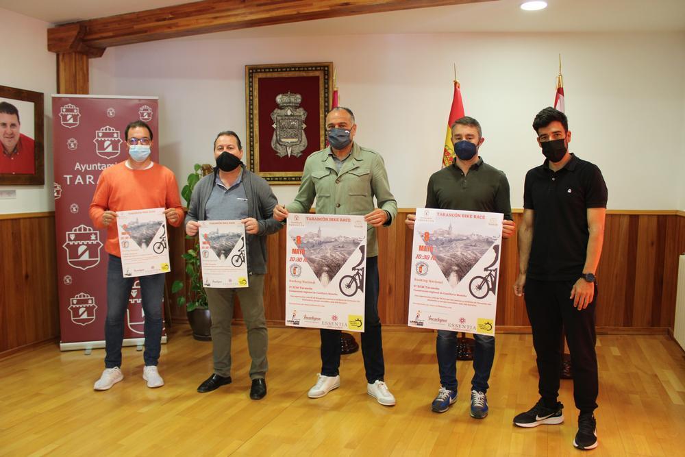 'Tarancón Bike Race' reunirá a 300 corredores de toda España