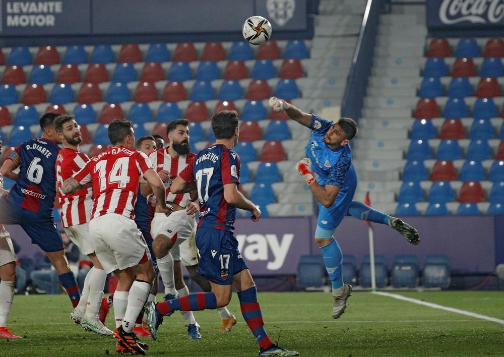 El Athletic de Marcelino, tocado por una varita