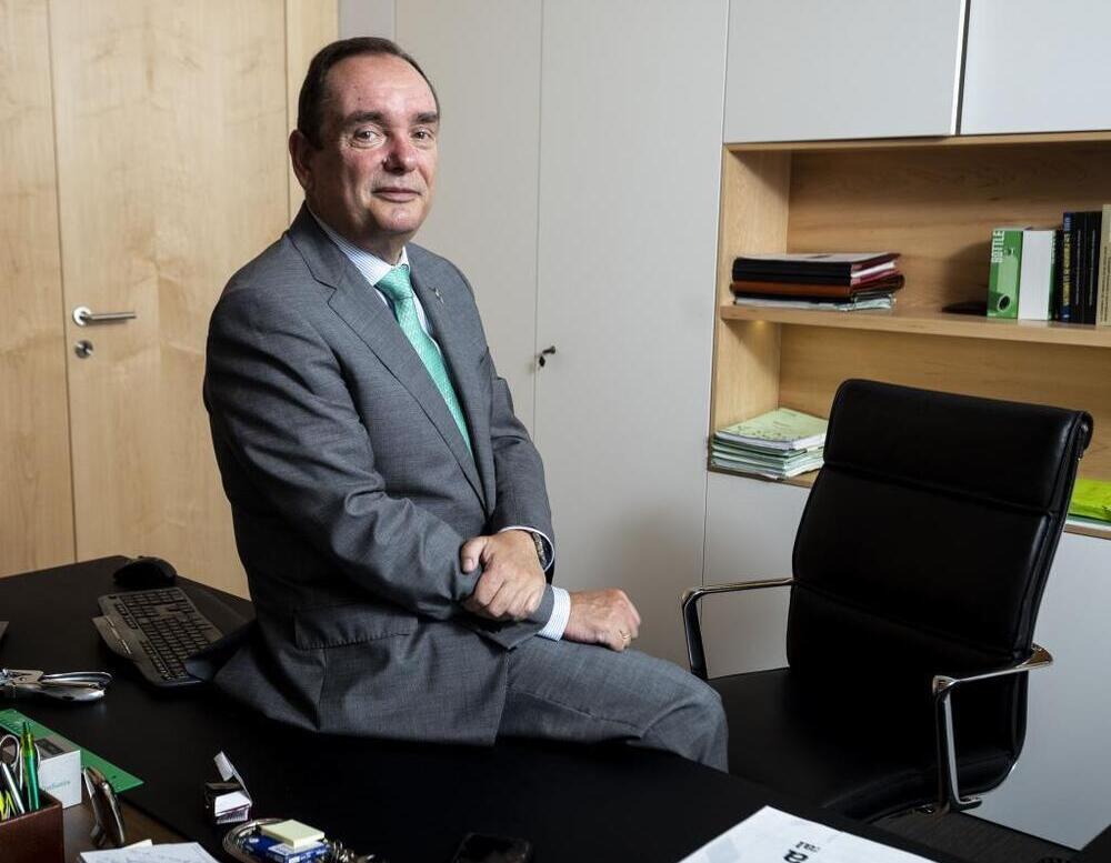 Ramón Sobremonte, director general de Cajaviva Caja Rural.