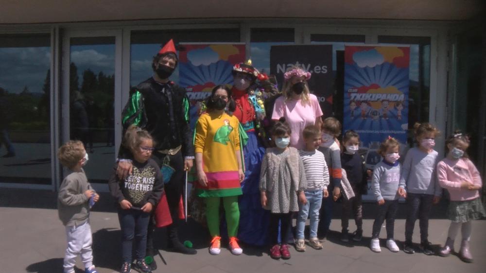 El Día del Club Txikipanda se celebró por todo lo alto