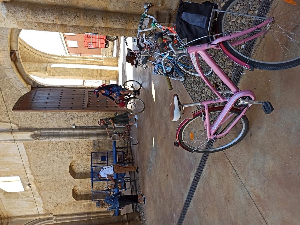 II Encuentro de Bicis Clásicas de Paredes