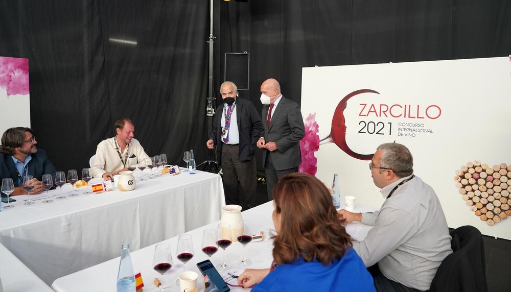 Jornada de catas de los Premios Zarcillo.