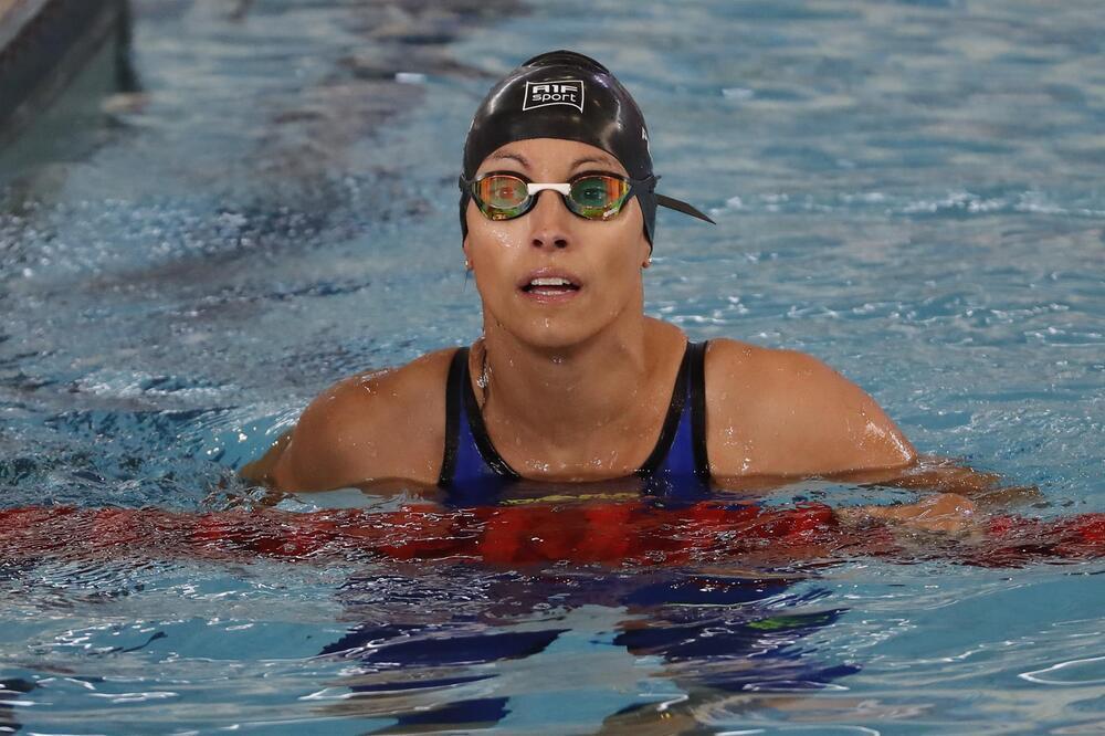 La nadadora Teresa Perales, Princesa de Asturias de los Deportes