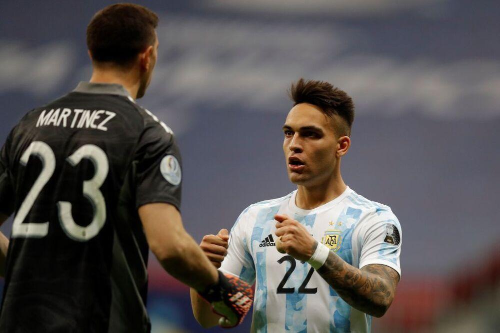 Argentina jugará la final de la Copa América contra Brasil