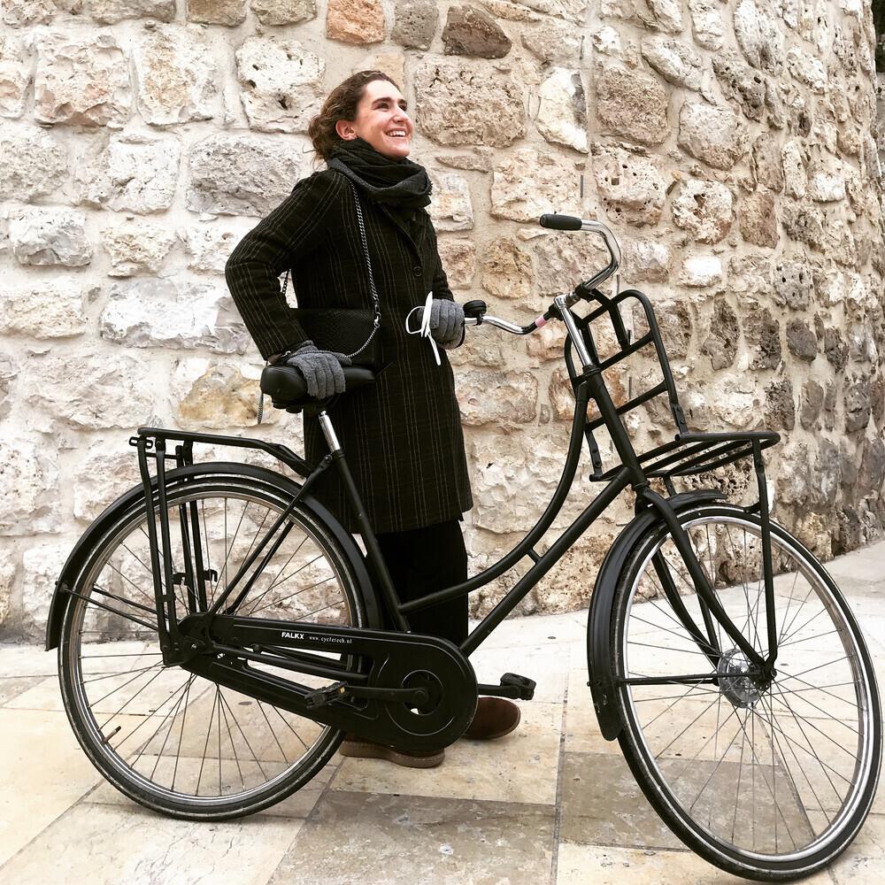 Las bicis de Holanda llegan a Palencia
