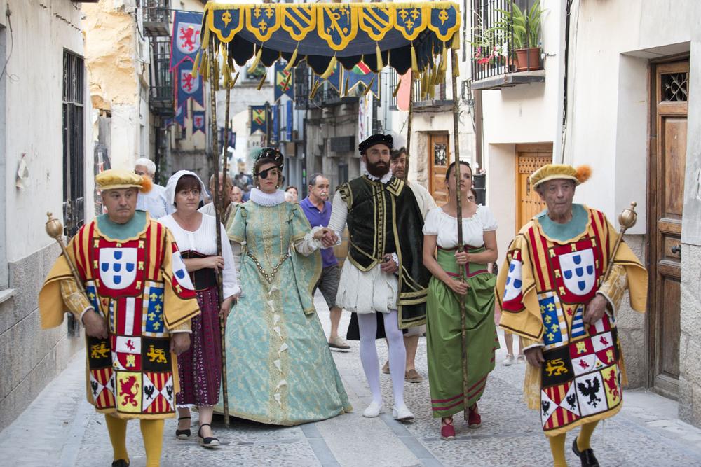 El Festival Ducal de Pastrana es Fiesta de Interés Regional
