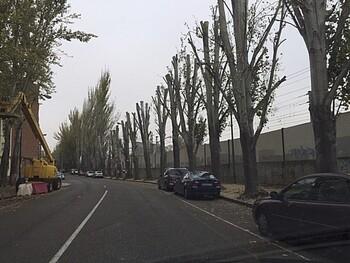 Primer paso para los túneles de Hípica y avenida de Irún
