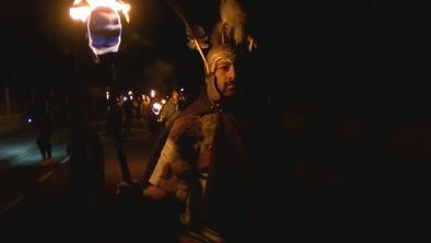 Noche de Samain en Garray