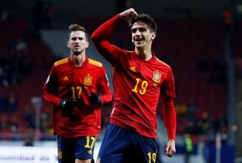 España le mete 5 a Rumanía y poner rumbo a la Eurocopa