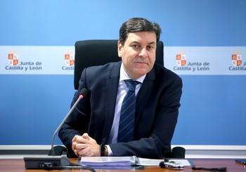 Carriedo destaca la reducción del endeudamiento regional
