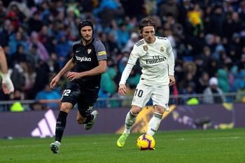 El Madrid brilla ante el Sevilla