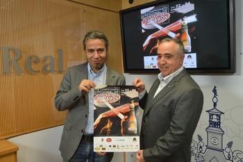 El concurso de Cortadores de Jamón suma pan de cruz y aceite