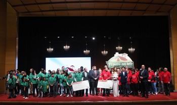 Pedraza y Coca ganan el concurso 'El pueblo más bello'