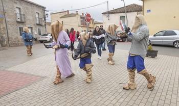 Las Toras vuelven a salir a las calles de El Fresno