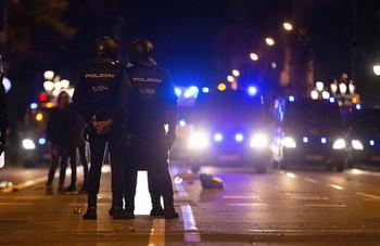 Un total de 78 heridos en las protestas contra la sentencia