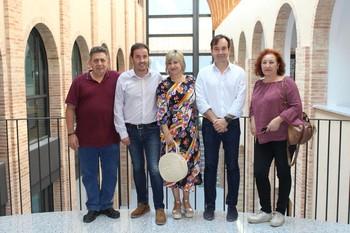 Diputación subvenciona con 4.000 euros un proyecto de cine