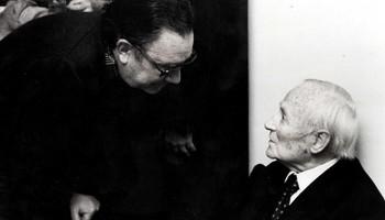 Exposición de Miró y Brossa en Valladolid por su centenario