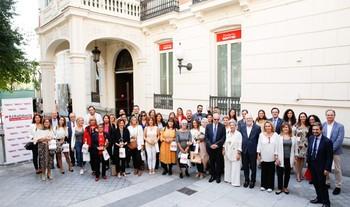 Mapfre aporta 9.000 euros para combartir la exclusión