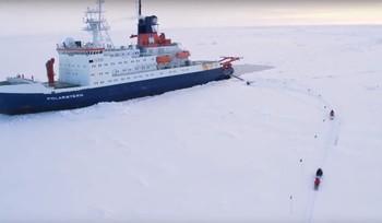 Arranca la mayor expedición científica al Ártico
